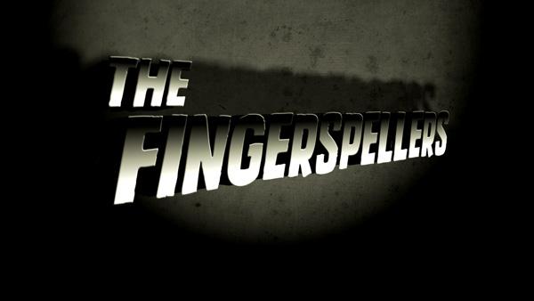 Fingerspellers Title
