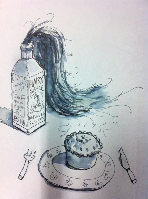 hairy_sauce
