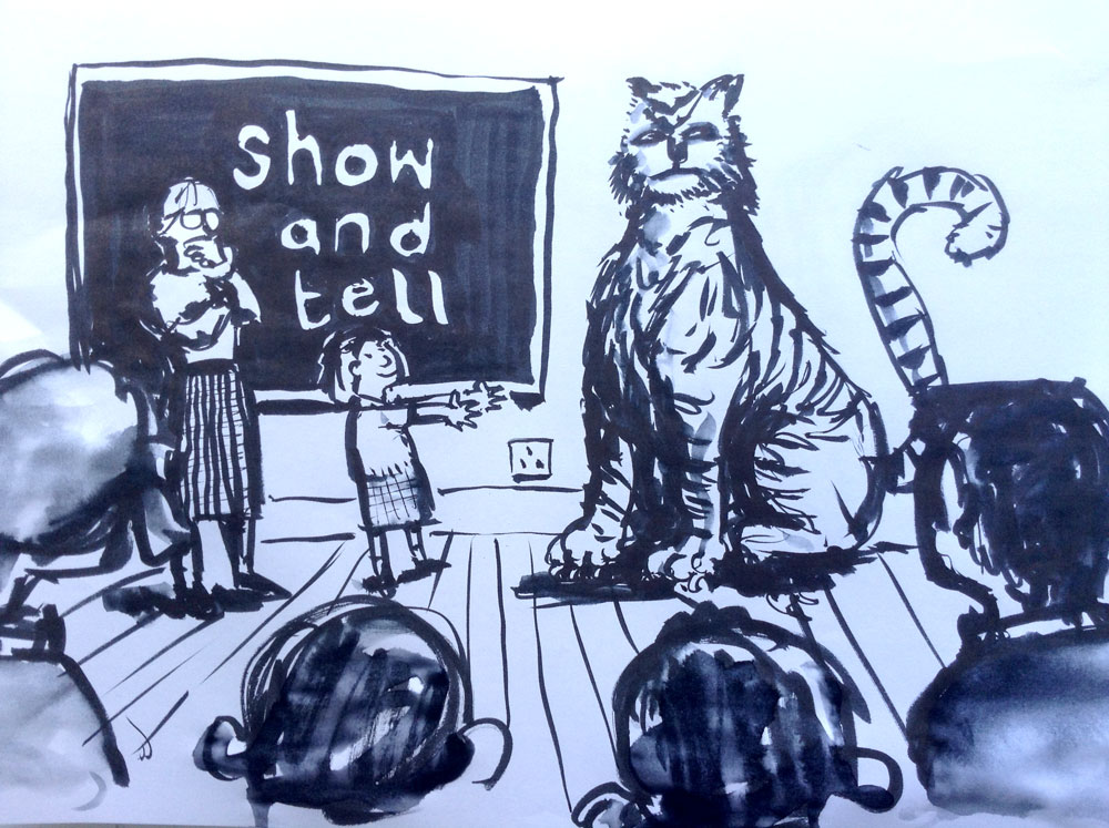 #6 Show and tell