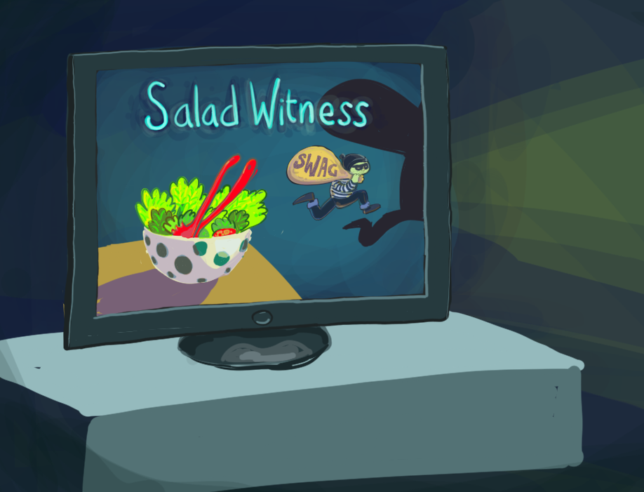 Salad Witness