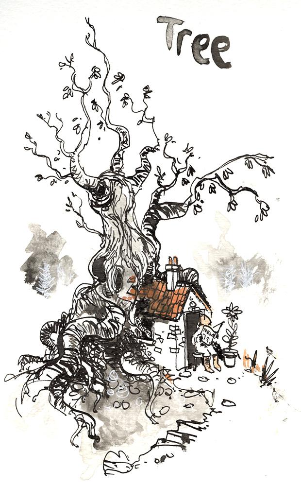 inktober2016_14_tree