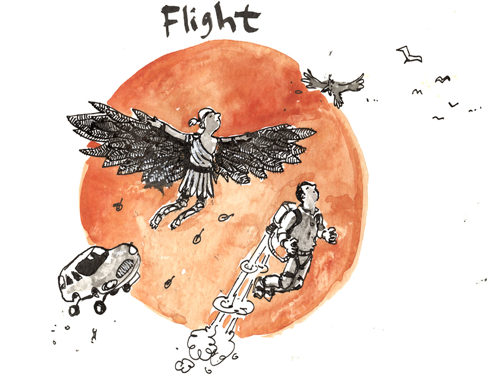 inktober2016_19_flight